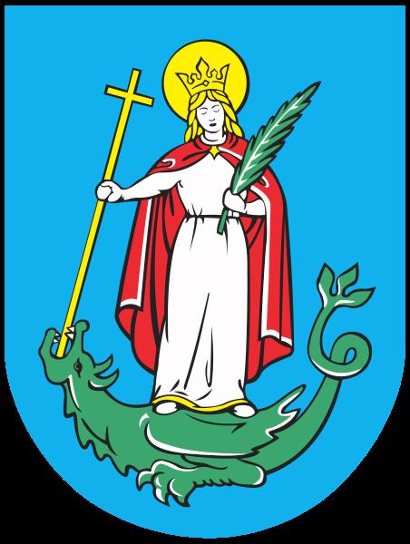 452px-POL_Nowy_Sącz_COA.svg