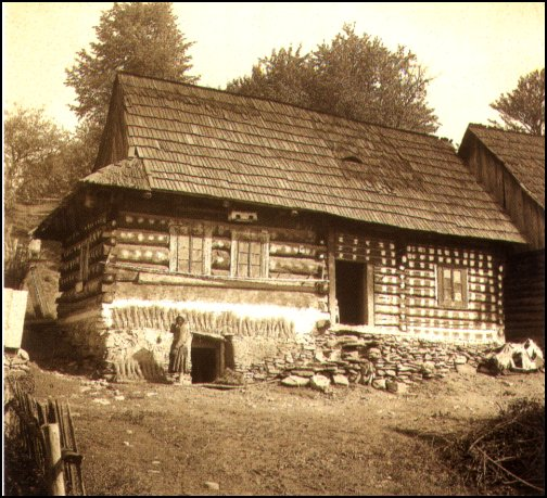 lemko house