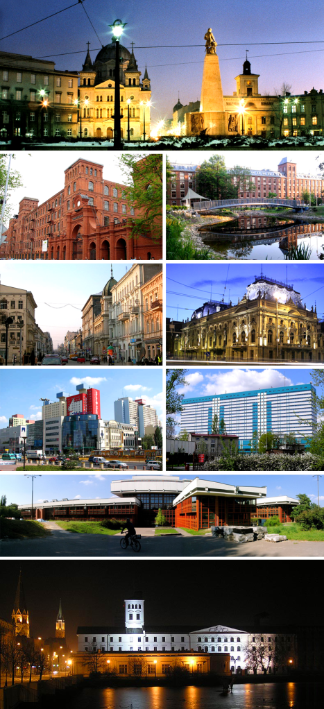 Lodz_Collage