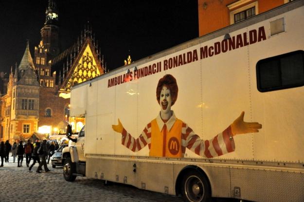 mcd ambuland wroclaw