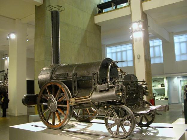 Stephenson's_Rocket