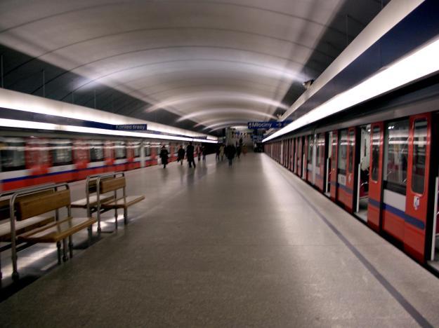 w metro