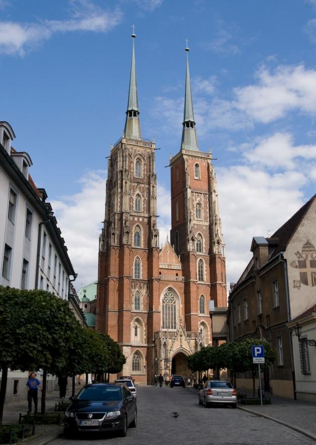 Archikatedra we Wrocławiu