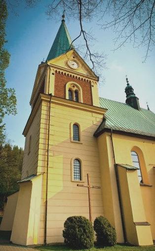 Church_Narodzenia_Św._Jana_Chrzciciela_w_Lanckoronie