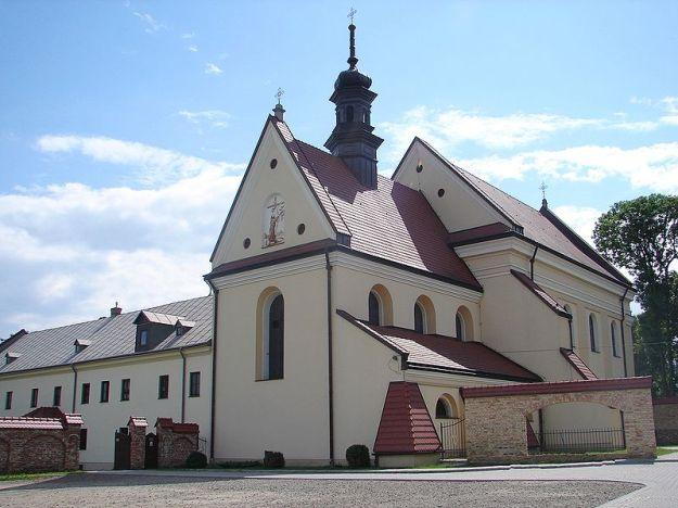Klasztor_Biecz