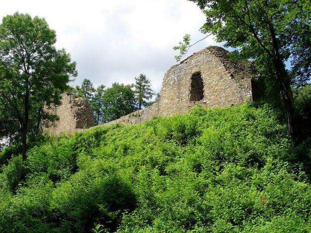 Lanckorona_zamek