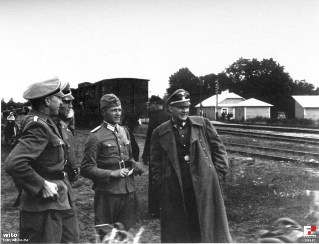 nazis at sobibor