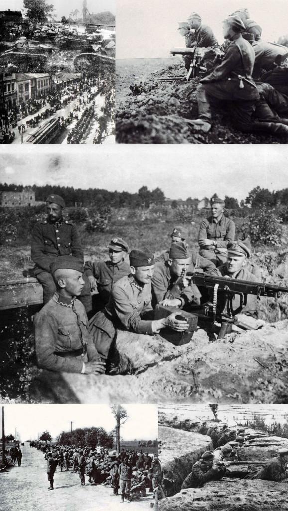 Polish-soviet_war_montage