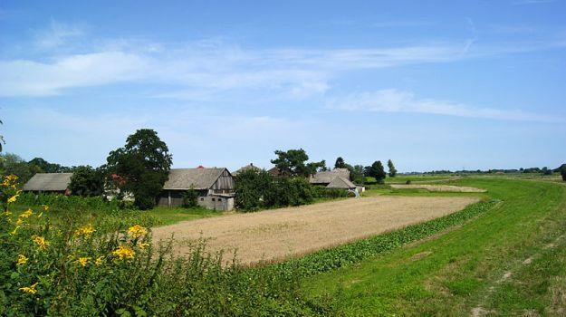 Przylasek_Rusiecki_village,_Nowa_Huta,_Krakow,_Poland