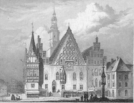 Ratusz 1860