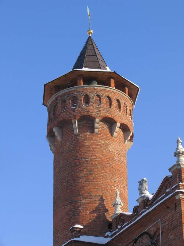 ratusz tower