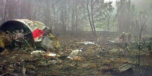Tu154 crash