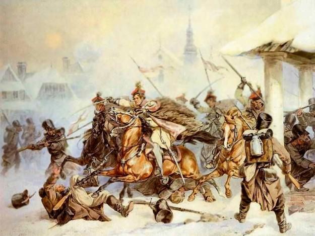 1546 Krakow Uprising