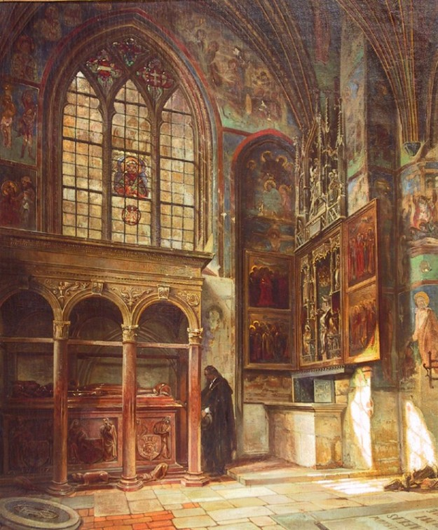 Aleksander_Gryglewski,_Holy_Cross_Chapel