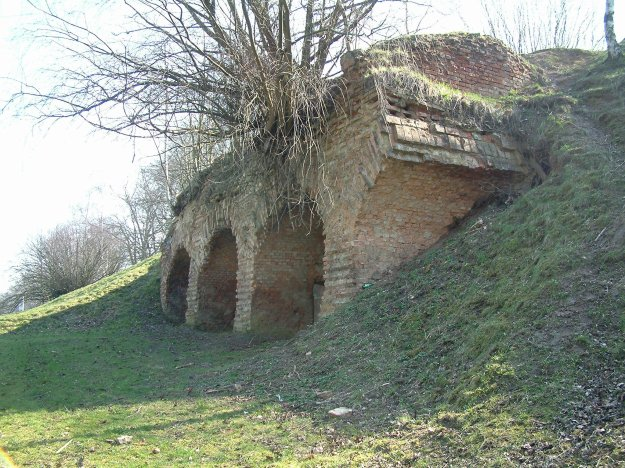 Bastion_I_Fort_Winiary_Poznań_