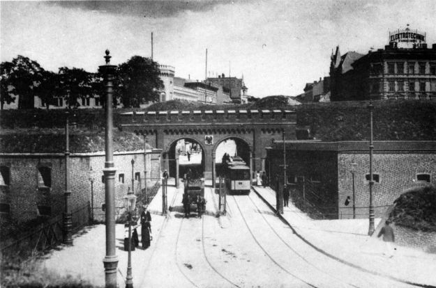 Berlin Gate 1910