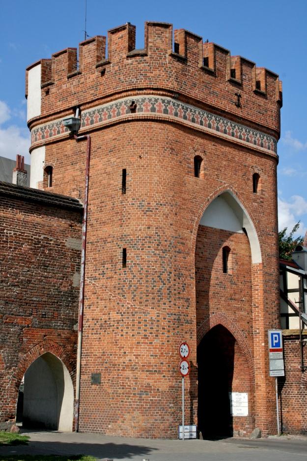 Bridge Gate, ToruńBrama Mostowa, Toruń