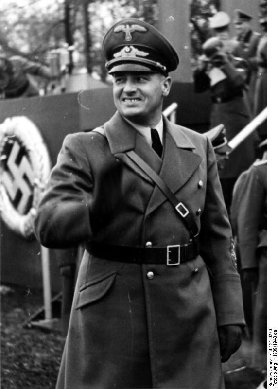 Polen, Krakau, Polizeiparade, Hans Frank