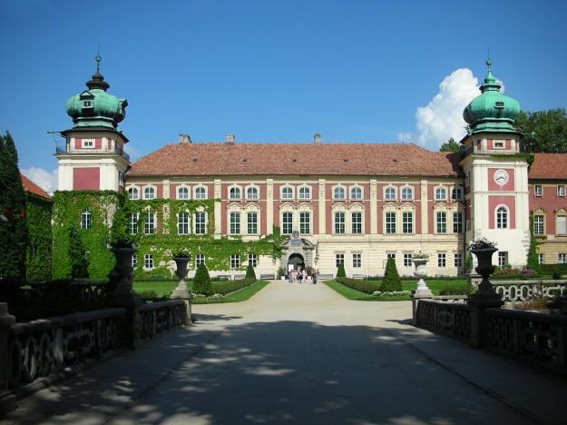 Łańcut_-_Pałac