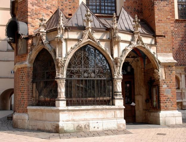 Church_of_St._Barbara_in_Kraków,_chapel