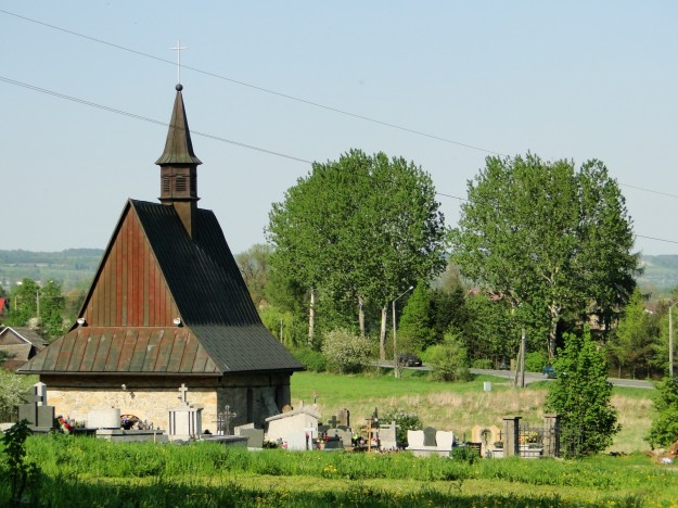 Czchów_-_St._Ann_Church