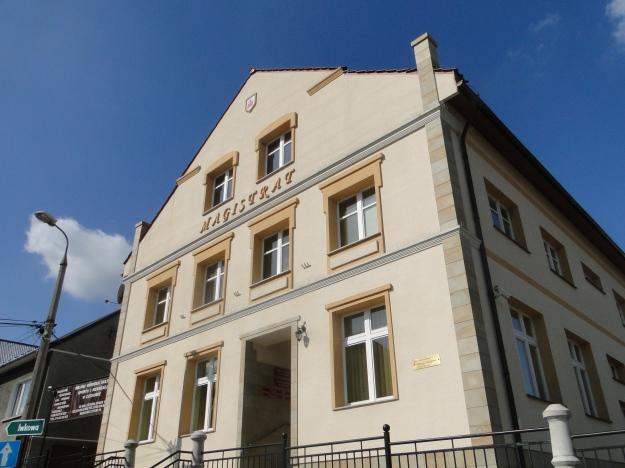 Czchów_-_town_hall