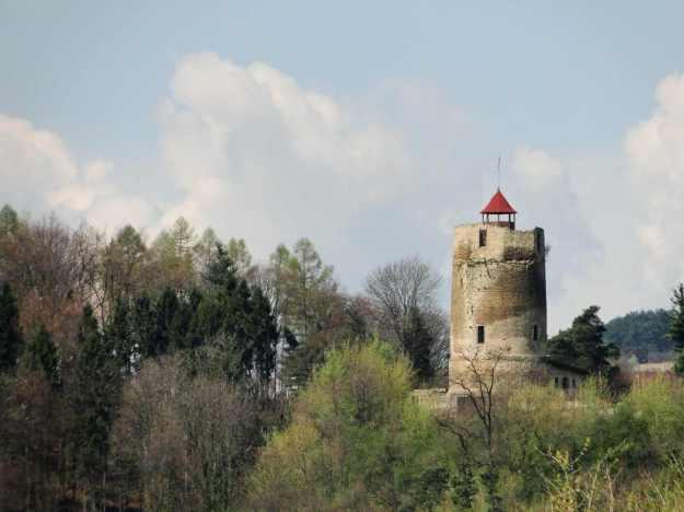 Czchów_Castle