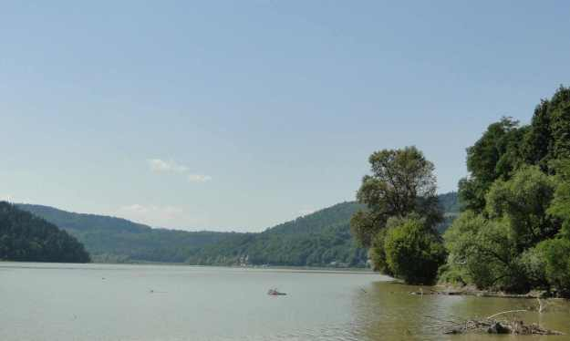 Czchów_Lake