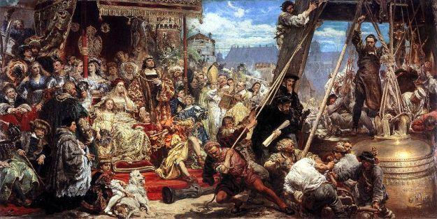 Jan_Matejko_-_Zawieszenie_dzwonu_Zygmunta_na_wiezy_katedry_w_roku_1521_w_Krakowie