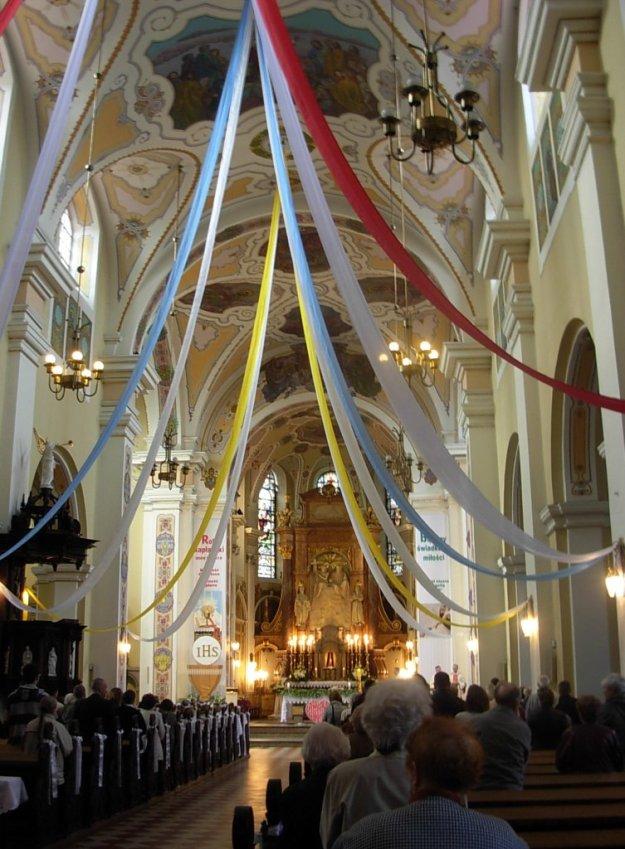 Kościół_Św_Trójcy_wnętrze