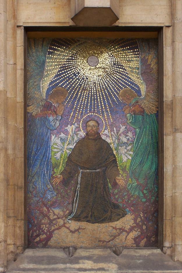 Kraków_-_Kościół_pw._św._Franciszka_z_Asyżu_-_Mozaika_01