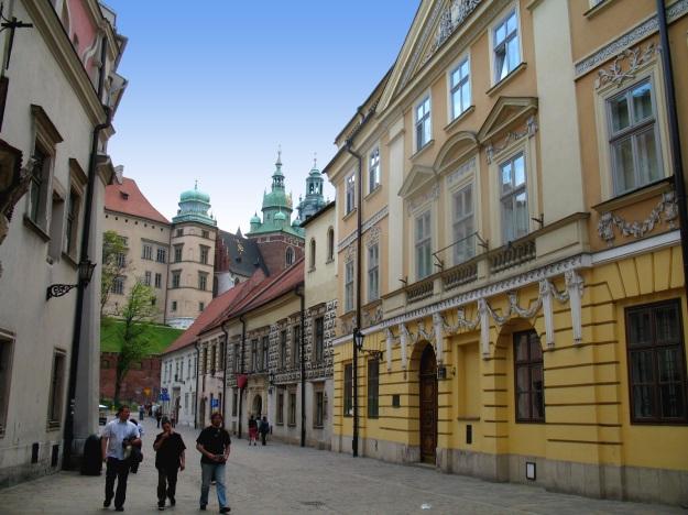Kraków_Kanonicza_Wawel