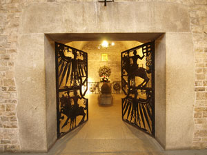 Marshall Pilsudski's Crypt
