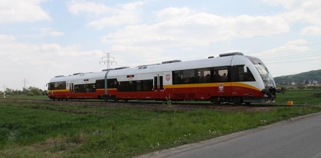 PESA_SA133_Kraków-Balice