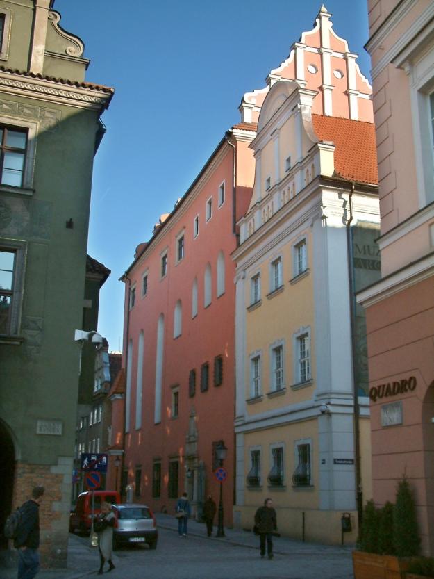 Poznań,_Pałac_Górków_z_Rynku