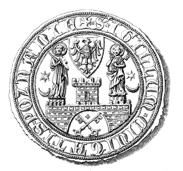 Poznań_seal_from_14th_century
