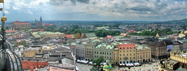 Rynek to Wawel