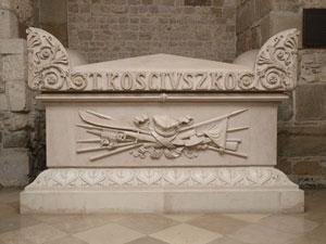Sarcophagus of Tadeusz Kościuszko