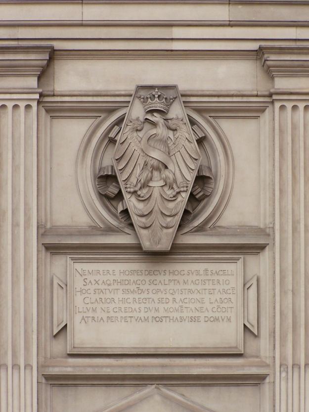 sigismund chapel eagle
