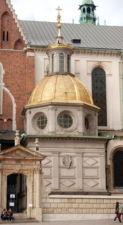 Sigismund_Chapel 3