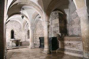St Leonard's Crypt