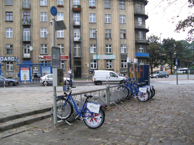 Stacja_BikeOne_Kraków_2009
