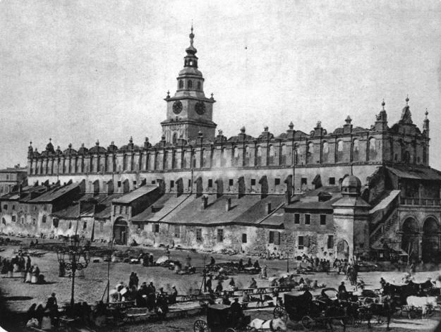 Sukiennice_c.1870