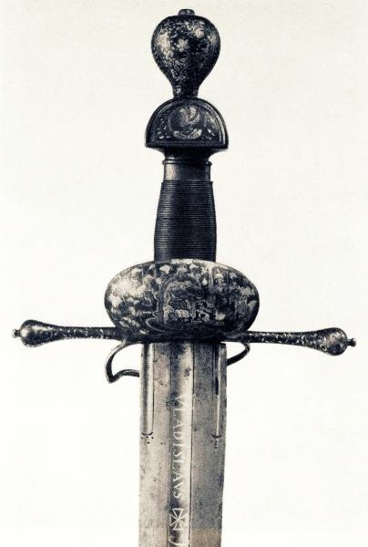 Sword_of_Prince_Władysław_Vasa