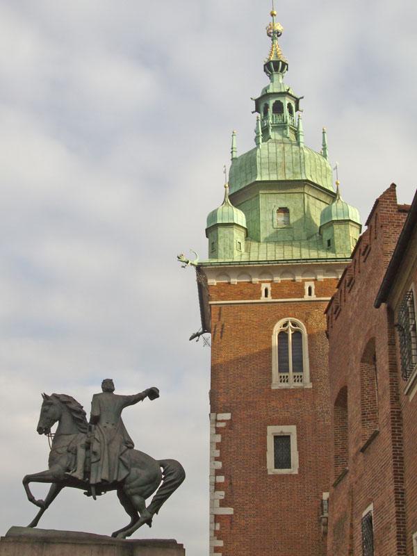 The Sigismund Tower