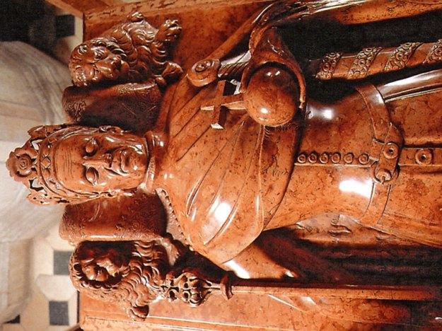 The tomb of St Władysław Jagiello 2