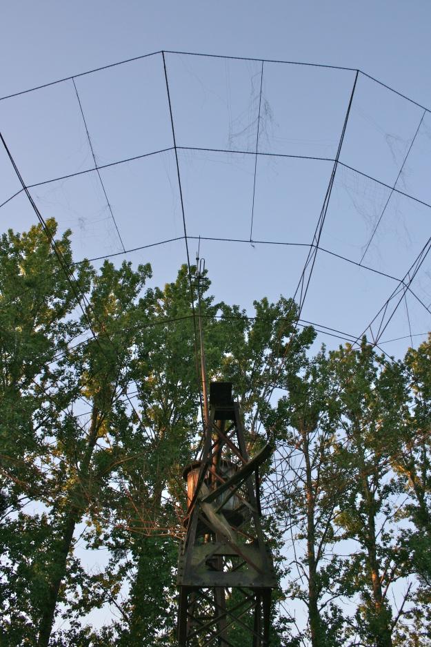 Old Torun radio telescope (RT1?)