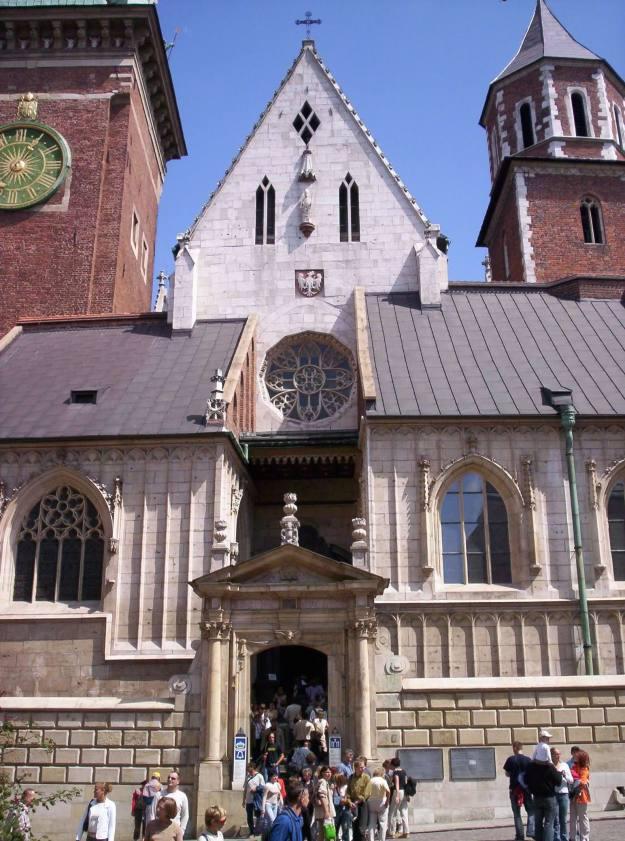 trinity left holy cross right
