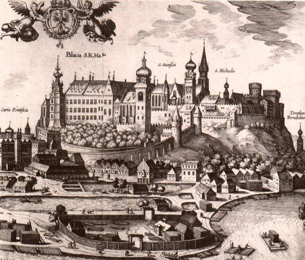 Wawel_end_16th_cent