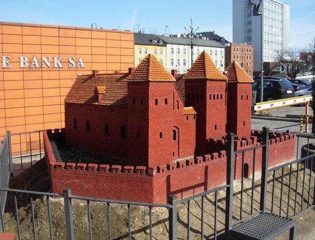 Zamek_bydgoski_makieta